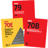 70E: Standard for Electrical Safety in the Workplace and Handbook
