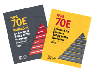 70E: Standard for Electrical Safety in the Workplace and Handbook Set