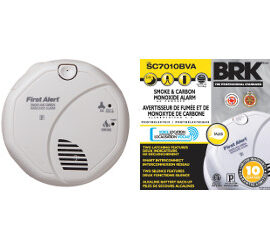 Combination Smoke & CO Alarms