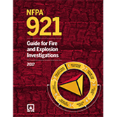 921: Guide for Fire and Explosion Investigations