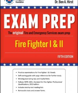 Firefighter Entry Level Archives - Firehall Bookstore