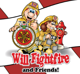 OAFC / Will Fightfire - Fire Education items